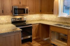 St Mary's MD Kitchen Install